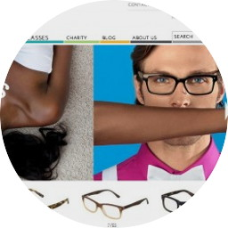 Eyewear Sale with prescription module